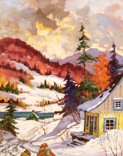 Claude Langevin, 'Le Fjord du Saguenay', No Date