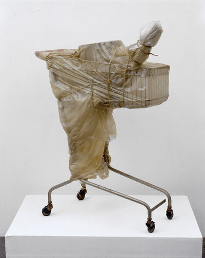 Christo, 'Packed Supermarket Cart', 1963