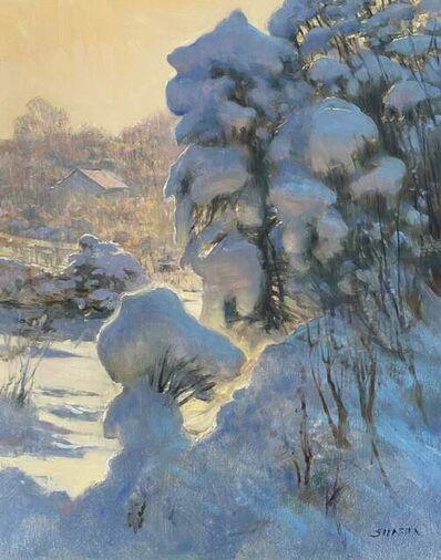 Mark Shasha, 'First Snow', 2021