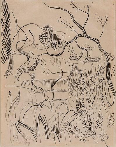 Raoul Dufy, 'Landscape', 1908