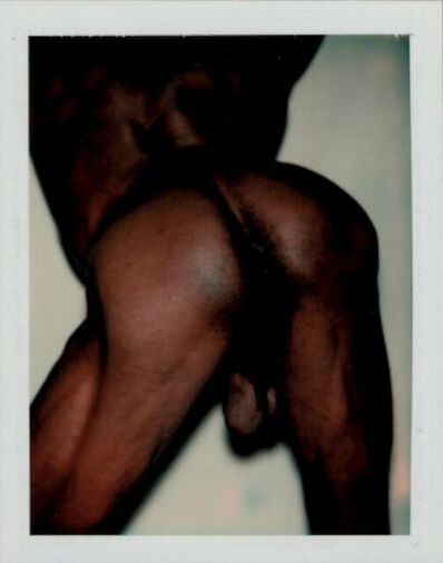 Andy Warhol, 'Nude Model (Male)', ca. 1977