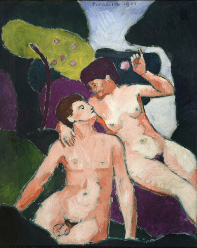 Francis Picabia, 'Adam et Ève (Adam and Eve)', 1911