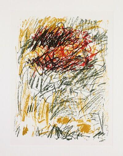 Joan Mitchell, 'Flower III, Bedford Series', 1981