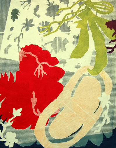 Yvette Drury Dubinsky, 'Plants and Animals', 2018