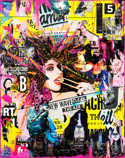 Fru. Bugge, 'New Wave', 2015