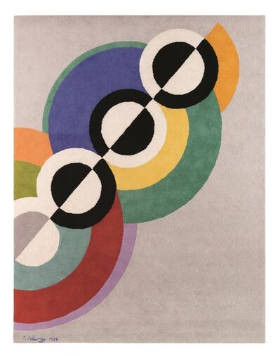 Robert Delaunay, 'Rythmes (Rythms)', 1934-2015
