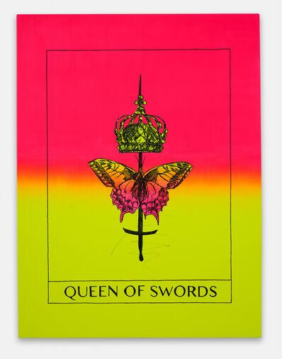 Mieke Marple, 'Queen of Swords (Independence)', 2020