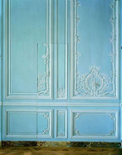 Robert Polidori, 'Boiserie by the Brothers Rousseau, Cabinet interieur de Madame Victoire (56a) CCE.01.054, Corps Central - R.d.C, Versailles (RP.Vers.308)', 1985