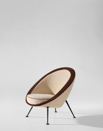 Ico Parisi, 'Rare 'Uovo' chair, model no. 813', circa 1953