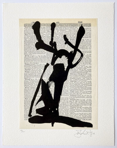 William Kentridge, 'Universal Archive (Ref. 39)', 2012