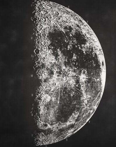 Christian Houge, 'Lunar Atlas', 2016