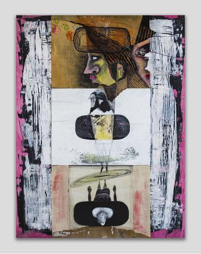 Jaime Patino-Calvo, '3 Black holes and emotional waves', 2018