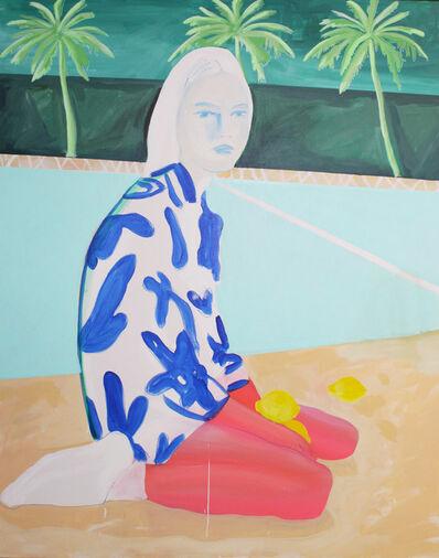 Erin Armstrong, 'Lemon', 2020