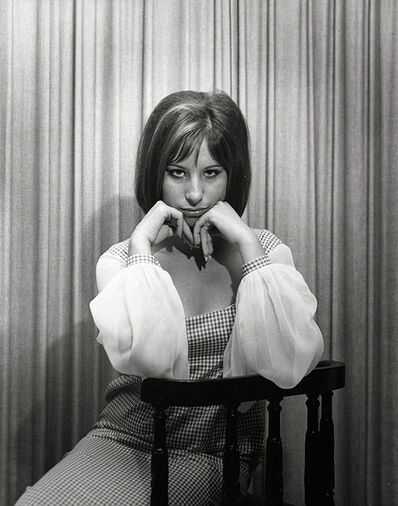 Murray Garrett, 'Barbra Streisand comest west to do a Bob Hope TV Special', ca. 1963