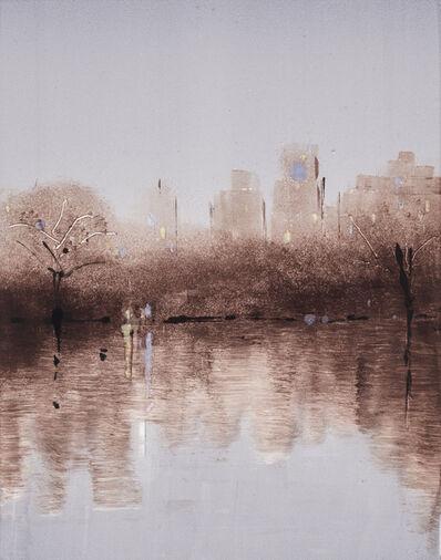 Lisa Breslow, 'Central Park Nocturne 2', 2018