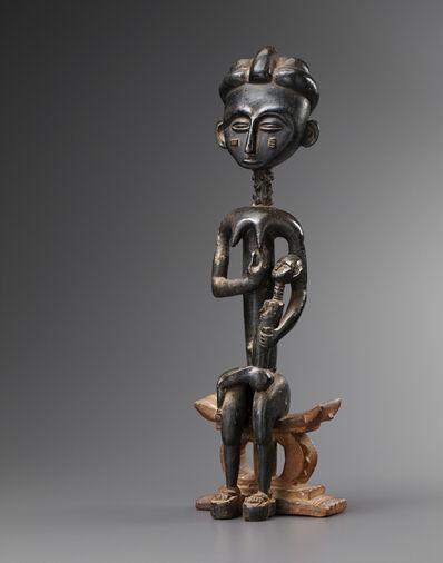 Unknown Asante, 'Seated Ashanti maternity, Ghana'