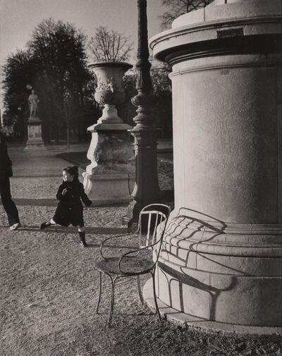 André Kertész, '[Jardin des Tuileries, Paris]', 1980