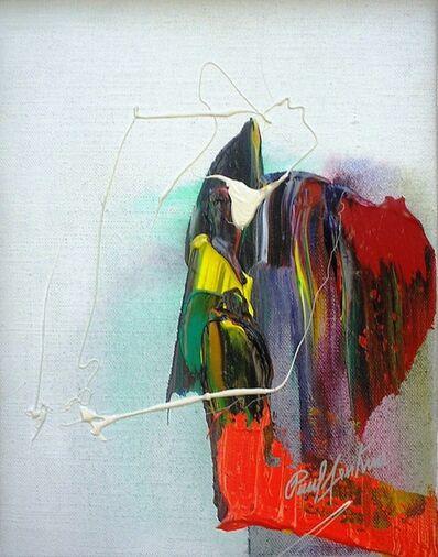 Paul Jenkins, 'Phenomena Red Waking Shaman', 1988