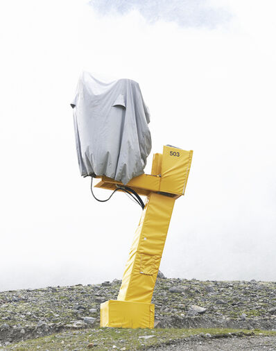 Walter Niedermayr, 'Portrait 36', 2012