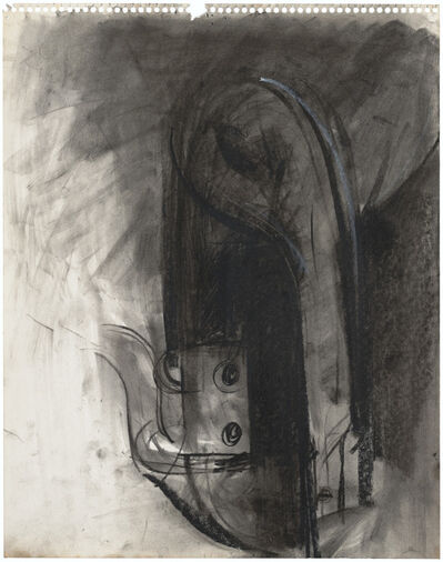 Jay DeFeo, 'Untitled (Compass series)', 1979