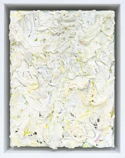 Gail Behrmann, 'White rectangle 3', 2020