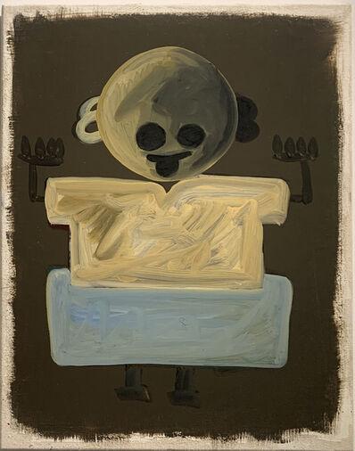 Gonzalo Cao, 'Mongui?', 2009