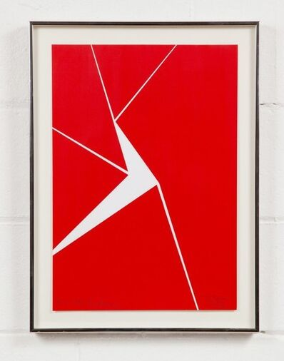 Kosso Eloul, 'Elusive II', ca. 1970