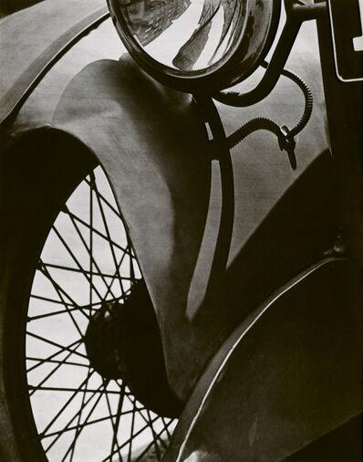 Paul Strand, 'Wire Wheel, New York', 1917