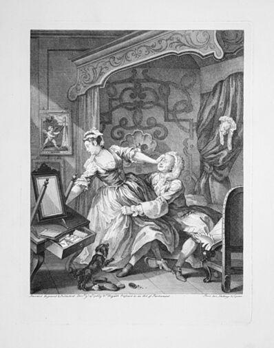 William Hogarth, 'Before', 1736