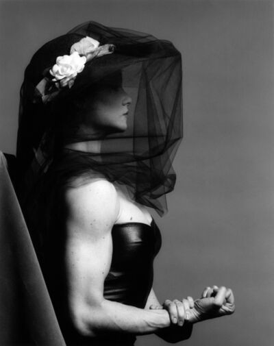 Robert Mapplethorpe, 'Lisa Lyon', 1982