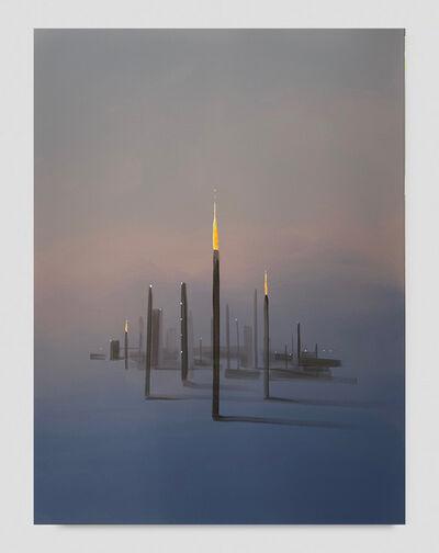 Wanda Koop, 'Road to Marfa', 2020