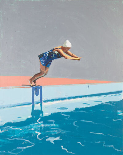 Jessica Brilli, 'Diver', 2021
