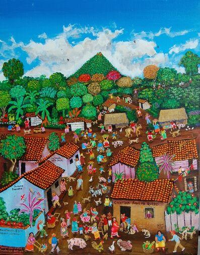 Manuel Garcia Moia, 'Bario Monimbo', 1989-2007
