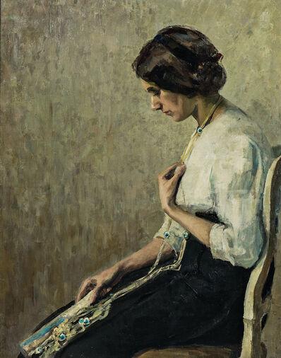 Cecilia Beaux, 'Portrait of a Young Woman'