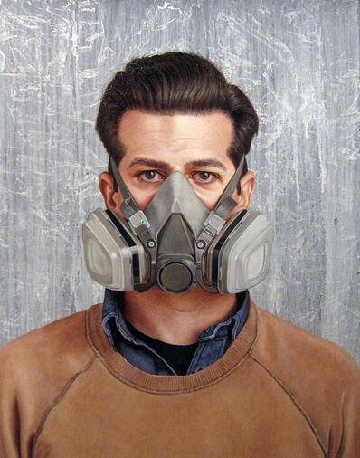 Frank Oriti, 'Breather', 2014