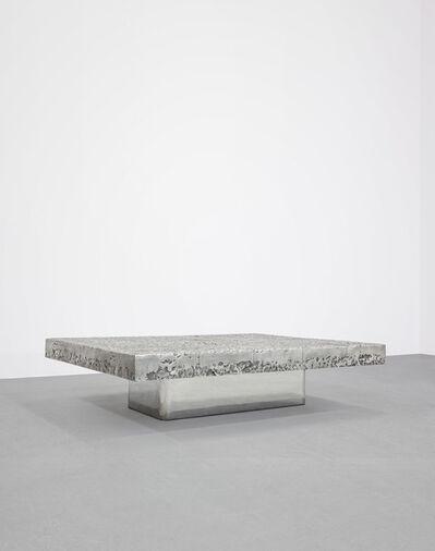 Vincent Dubourg, 'Gaia Imprint Low Table', 2014