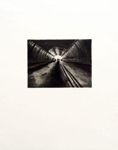 Jessica Dunne, 'Tunnel, Marin', 1998