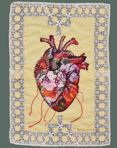 Anastasiia Podervianska, 'Heart', 2019