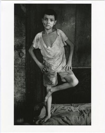 Gordon Parks, 'Flavio da Silva, Rio de Janeiro, Brazil', 1961