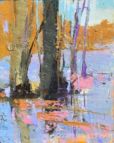 Andy Braitman, 'Palette Study II', 2019