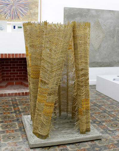 Ximena Garrido-Lecca, 'Líneas de fuga', 2017