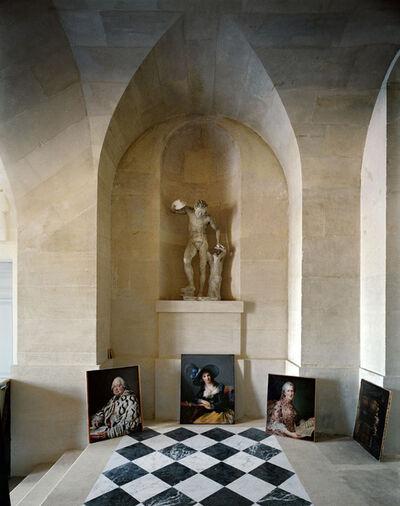 Robert Polidori, 'Galerie Basse, (51) CCE.01.041, Corps Central - R.d.C., Château de Versailles, France', 1986