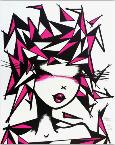 Stoul, 'Rose', 2014
