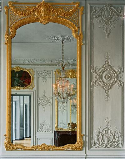 Robert Polidori, 'Appartments des enfants de Louis XV, chambre de Madame Victoire, Château de Versailles, Versailles (RP.Vers.306), 1986, France (illustrated Versailles p.306)', 1986
