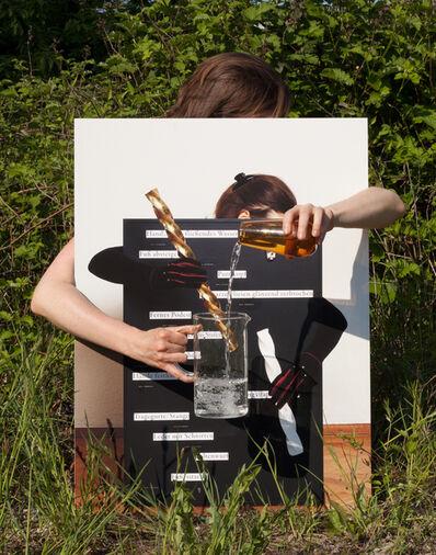 Luisa Kasalicky, 'Hand, fließendes Wasser', 2016