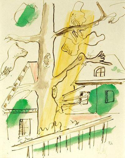 Fernand Léger, 'Composition á l'arbre', 1948