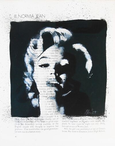 André Monet, 'Norma Jean ', 2014