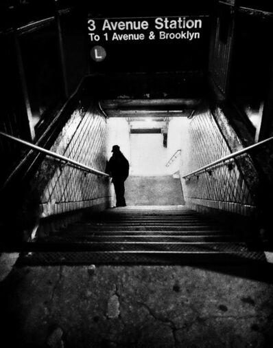 Jake Lambroza, 'Subway Urinal'