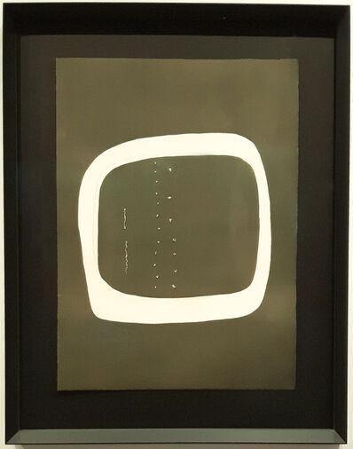 Lucio Fontana, 'Concetto spaziale no. #06', 1961