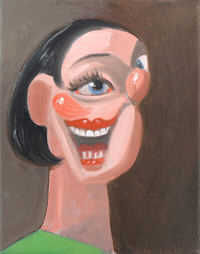 George Condo, 'Smiling Portrait', 2005